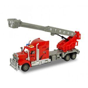 CAMION ENFANT 37738 Camion de travail de chantier radiocommandé