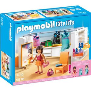 UNIVERS MINIATURE PLAYMOBIL 5576 Dressing