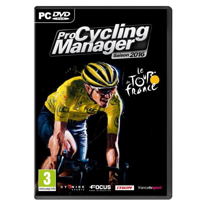 Pro Cycling Manager 2016 Jeu PC