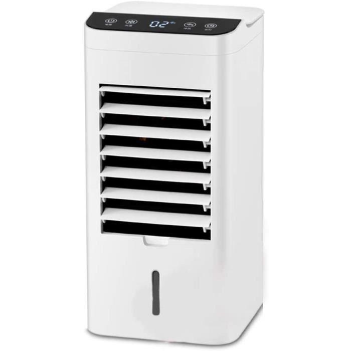Climatiseur Ventilateur De Refroidissement Ventilateur Petit Climatiseur Mini Ventilateur De Refroidissement Bureau Maison Cham[363]
