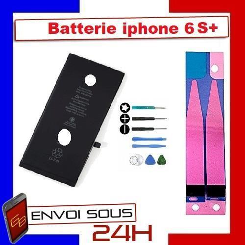 Batterie compatible iphone 6S Plus 100% neuve +outils + adhésif