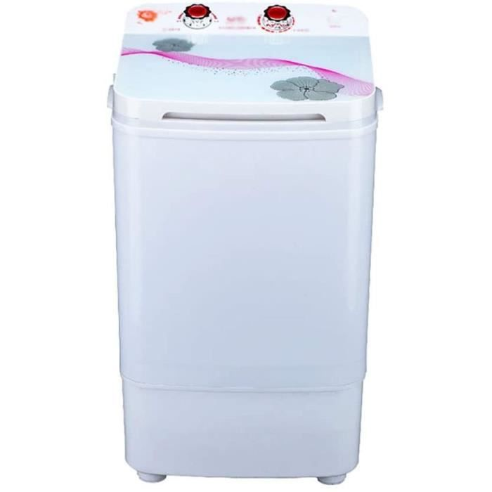LAVE LINGE Lave-linges Mini petit lave-linge, haute puissance moteur, fonctionnement silencieux, vidange amovible panier, for Ap1302