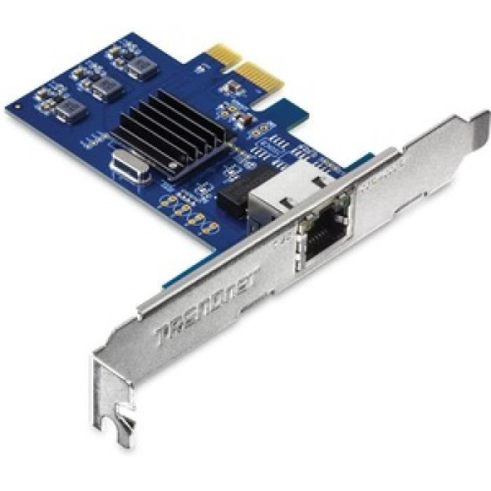 trendnet 2.5gbase-t pcie network adapter noirCustomisation PC 2.5GBASE-T PCIE NETWORK ADAPTER 244855