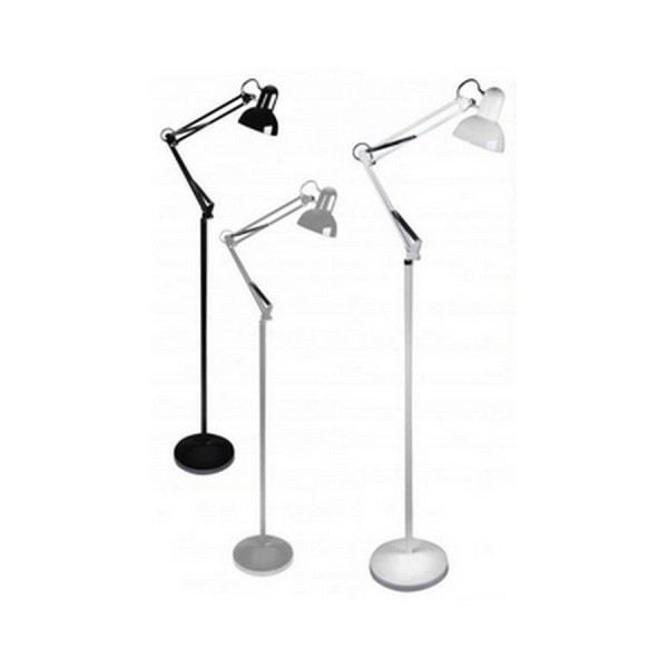 lampe sur pied lampadaire architecte orientable achat vente lampe sur pied lampadaire a. Black Bedroom Furniture Sets. Home Design Ideas