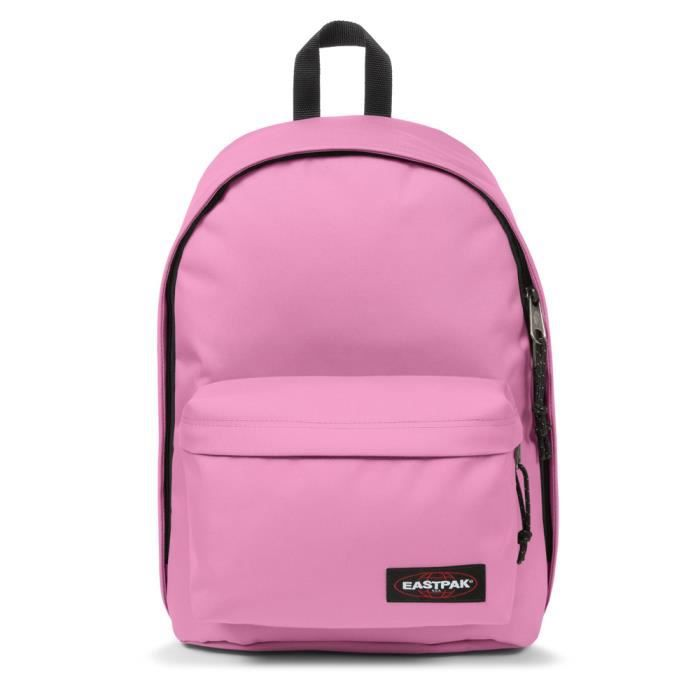 Sac à dos ordinateur Eastpak Out of Office Coupled Pink rose