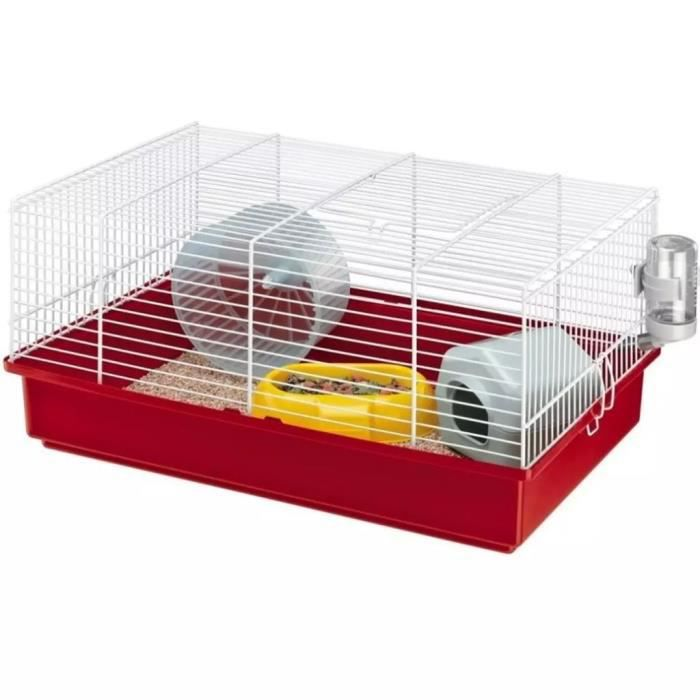 cage hamster ferplast criceti 9 achat vente cage cage. Black Bedroom Furniture Sets. Home Design Ideas