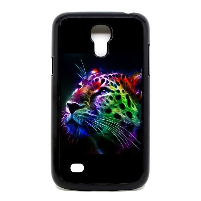 coque samsung galaxy s4 mini tigre 031 achat coque. Black Bedroom Furniture Sets. Home Design Ideas