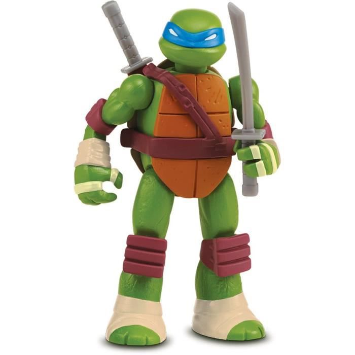 tortues ninja mutation deluxe v hicule avec figurine 12 cm. Black Bedroom Furniture Sets. Home Design Ideas