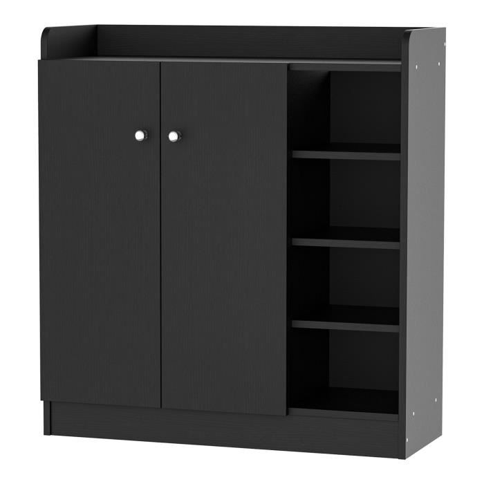 armoire tag re meuble chaussure tr s pratiq achat vente meuble tag re armoire. Black Bedroom Furniture Sets. Home Design Ideas
