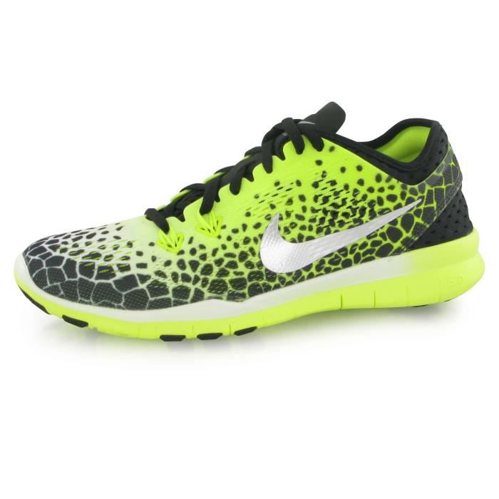 size 40 adac0 27b55 Nike Wmns Free 5.0 Tr Fit 5 Prt Chaussures de S..