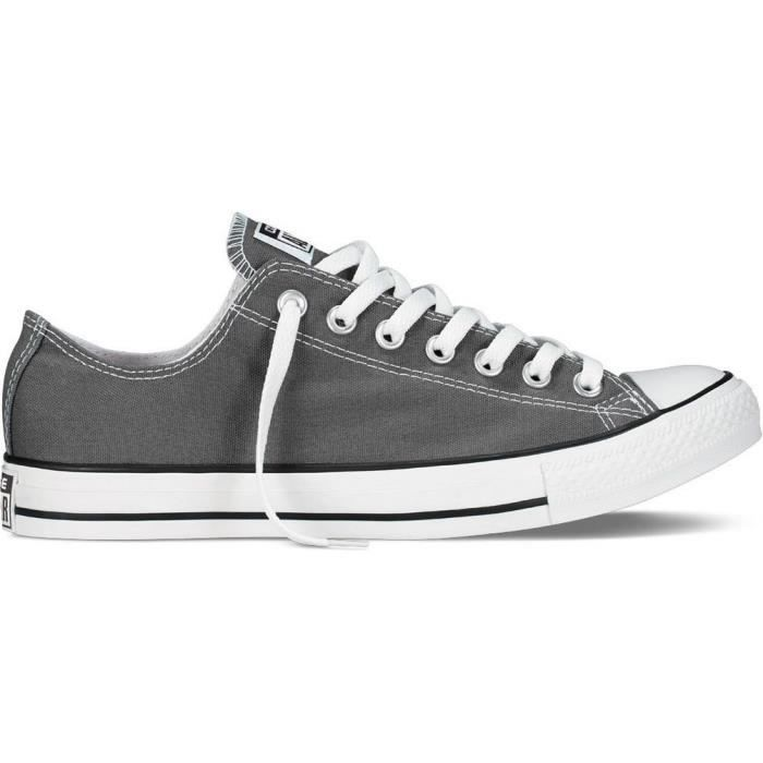 converse grise charcoal