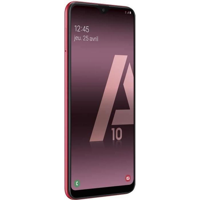 SMARTPHONE Samsung Galaxy A10 - Double Sim - 32Go, 2Go RAM -