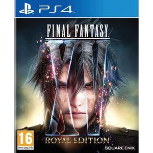 JEU PS4 Final Fantasy XV Edition Royale Jeu PS4