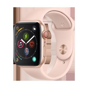 MONTRE CONNECTÉE Apple Watch Series 4 GPS+Cellular 44mm iWatch Rose