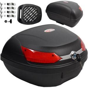 TOP CASE Top Case Moto Bagage Coffer Valise Fermeture 46 lt