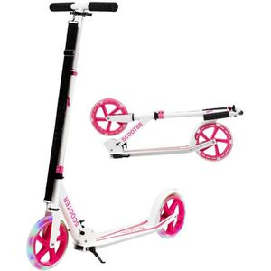 PATINETTE - TROTTINETTE Trottinette Adulte Pliable Scooter pour Adultes Mé