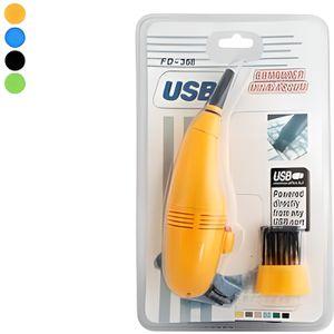 AUTRE PERIPHERIQUE USB  Aspirateur USB spécial clavier informatique jaune