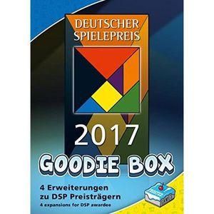 JEU SOCIÉTÉ - PLATEAU Frosted Games givré Jeux Frg00008Deutscher Spiele