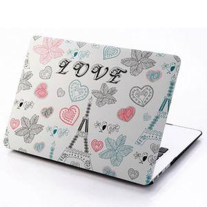 HOUSSE PC PORTABLE Nouveau romantique Tour Hard Shell Case clavier nu