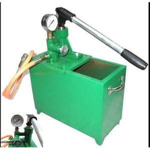 ENTRETIEN CHAUFFAGE Pompe épreuve manuelle pompe d'essai de pression 1