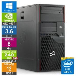 UNITÉ CENTRALE  PC Gamer LPG-P710 Core i5-3470 3.60GHz 8Go/240Go S