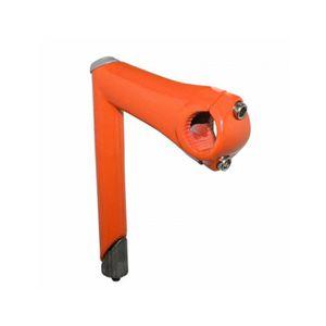 POTENCE DE VÉLO Potence route-fixie colors a plongeur 22,2 orange