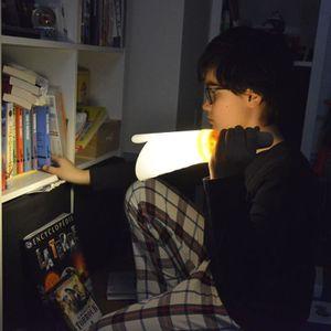 LAMPE DE POCHE Lampe baladeuse enfant Nomade jaune moutarde - Pol
