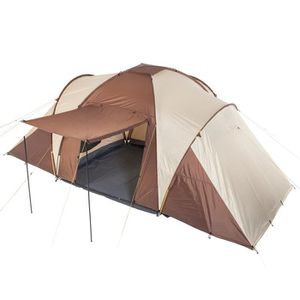 TENTE DE CAMPING SKANDIKA Tente de camping familiale DAYTONA 6 - 6