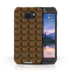 COQUE - BUMPER Coque de Stuff4 / Coque pour Samsung Galaxy S6 Act