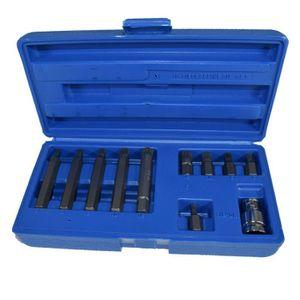 """1 Douille Adaptateur Drill Bits Set tige hex 1//4/"""" 3//8/"""" 1//2/"""" 3Pcs Visseuse /""""ToTB"""