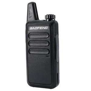 TALKIE-WALKIE Baofeng talkie-walkie T6 talkie-walkie professionn