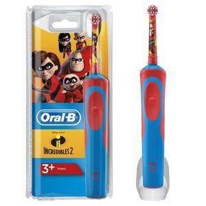 BROSSE A DENTS ÉLEC Oral - B Kids Brosse à Dents Électrique - Disney -
