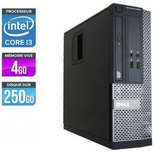 UNITÉ CENTRALE  DELL OPTIPLEX 3010 Core i3-3220 3.30 GHz