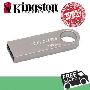 CLÉ USB Kingston Clé USB 2.0 Extreme Data Traveler SE9 16G