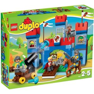 ASSEMBLAGE CONSTRUCTION LEGO® DUPLO 10577 Le Château royal