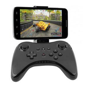 MANETTE JEUX VIDÉO Nintendo Wii U Pro  Manette de jeu  Gaming Contrôl