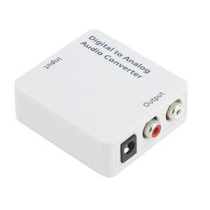 REPARTITEUR TV Convertisseur audio de signal numérique numérique