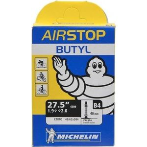"MICHELIN AIRSTOP BUTYL b4 48 62x584 Prestations De Vélo 27,5/"" x 1.9-2.6"