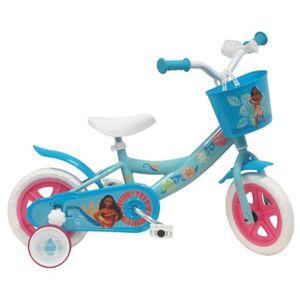 VÉLO ENFANT Vélo 10'' VAIANA / DISNEY pour enfant de 2/3 ans