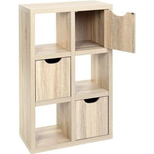 cube niche achat vente cube niche pas cher cdiscount. Black Bedroom Furniture Sets. Home Design Ideas