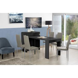table haute extensible gallery of with table haute extensible cheap table haute extensible. Black Bedroom Furniture Sets. Home Design Ideas