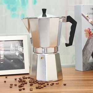 CAFETIÈRE - THÉIÈRE TEMPSA Cafetiere Expresso en Aluminium - Cuisine C