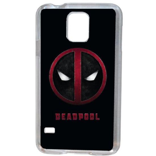 Coque originale Marvel Deadpool 2 swag Samsung Galaxy S5 Mini ...