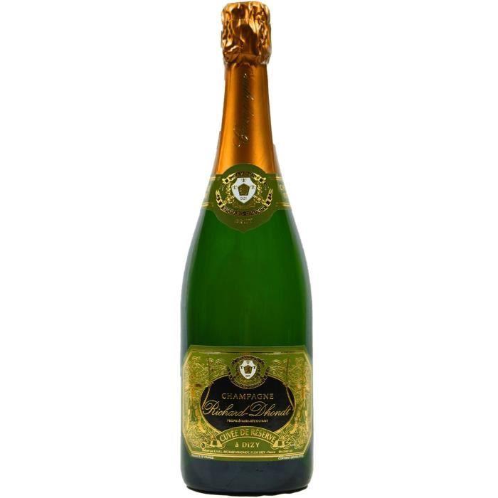 Champagne Richard-Dhondt, Cuvée de Réserve, Brut