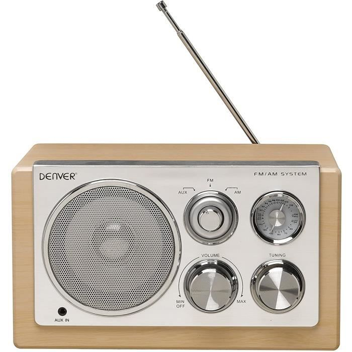 Denver Smart Design Radio AM-FM A250
