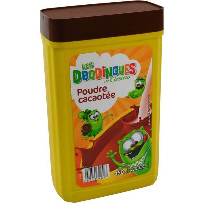 Chocolat en poudre 450 g