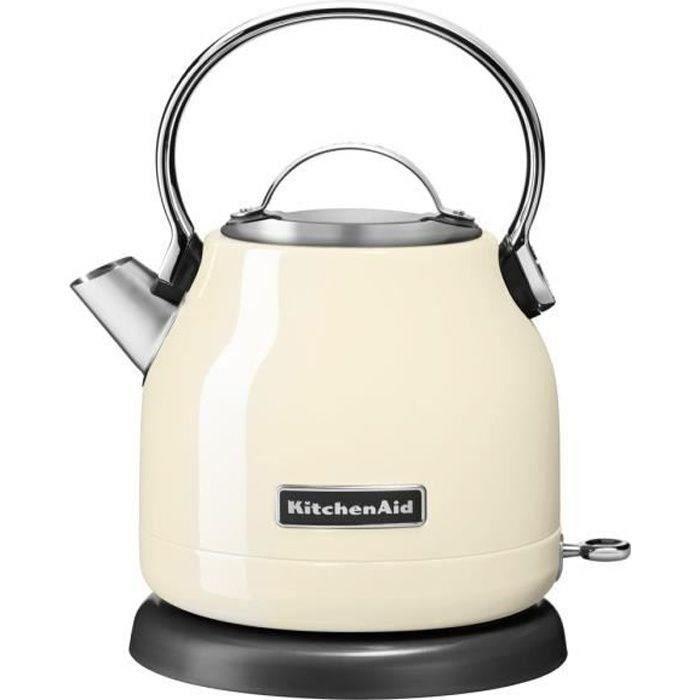 KITCHENAID 5KEK1222EAC Bouilloire électrique - Crème