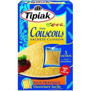 Couscous sachet cuisson 500 g Tipiak