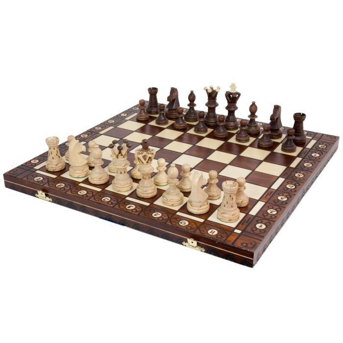 jeu d 39 checs el grande achat vente jeu soci t. Black Bedroom Furniture Sets. Home Design Ideas