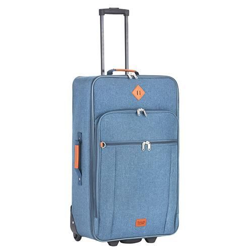 VALISE - BAGAGE Valise TravelZ Hipster - Trolley 75 cm avec 2 roue